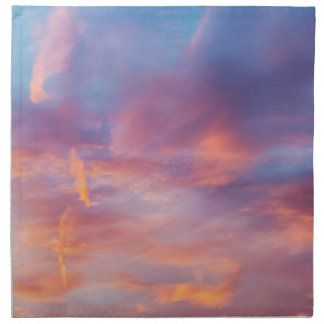 flirty sky napkin