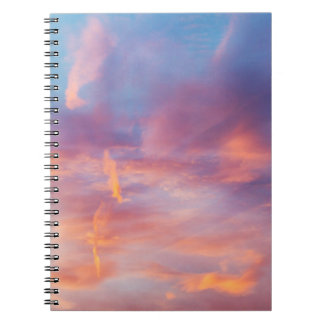 flirty sky notebooks