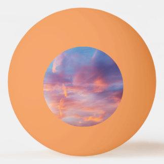 flirty sky ping pong ball