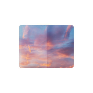 flirty sky pocket moleskine notebook