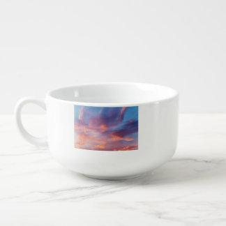 flirty sky soup mug