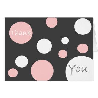 Flirty Thank You Card