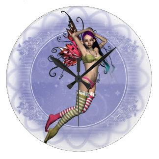 FlitterFae Clock