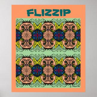Flizzip Poster