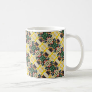 Float Pattern Design Coffee Mug