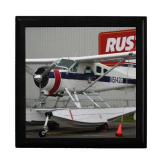 Float plane 24, Lake Hood, Alaska Gift Box