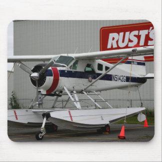 Float plane 24, Lake Hood, Alaska Mouse Pad
