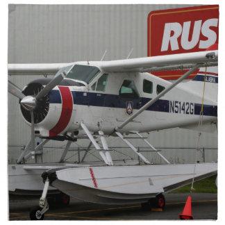 Float plane 24, Lake Hood, Alaska Napkin