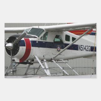 Float plane 24, Lake Hood, Alaska Sticker