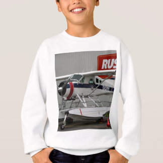 Float plane 24, Lake Hood, Alaska Sweatshirt