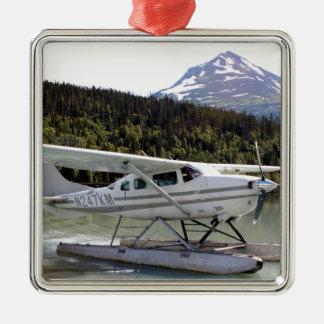 Float plane, Trail Lake, Alaska 3 Metal Ornament
