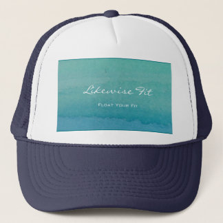 Float your Fit Trucker Hat