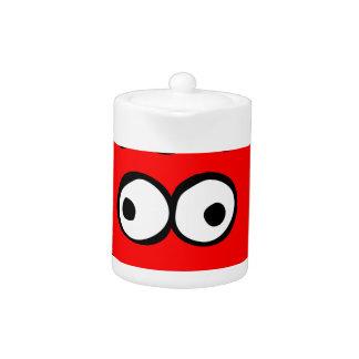Floatie Monster red