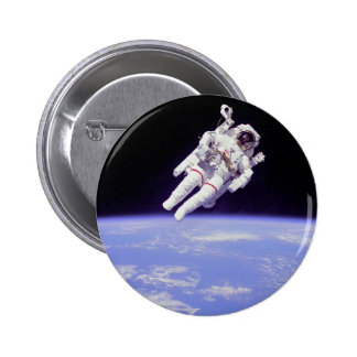 floating 2 inch round button