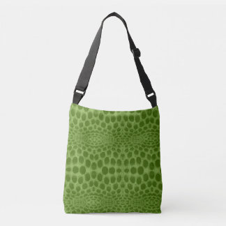 Floating Acorn Pebbles Cross Body Bag