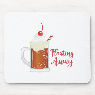 Floating Away Mouse Pad