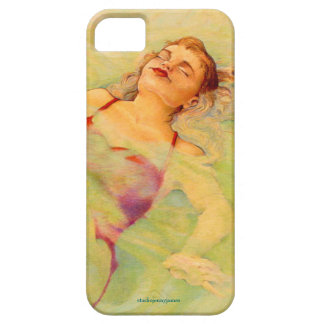 Floating Bather iPhone 5 Case