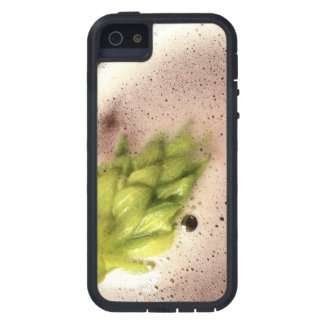 Floating Beer Hops Case For The iPhone 5
