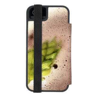 Floating Beer Hops Incipio Watson™ iPhone 5 Wallet Case