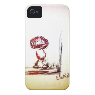 Floating Brain Bio iPhone 4 Covers