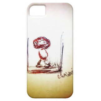 Floating Brain Bio iPhone 5 Cover