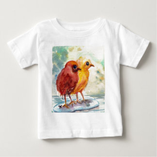 Floating Chicks Baby T-Shirt