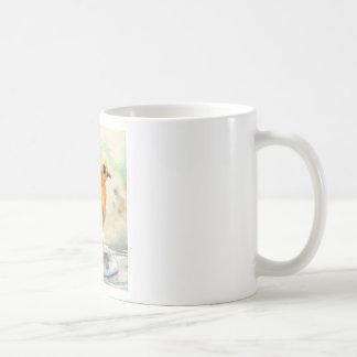 Floating Chicks Coffee Mug