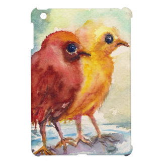 Floating Chicks iPad Mini Cover