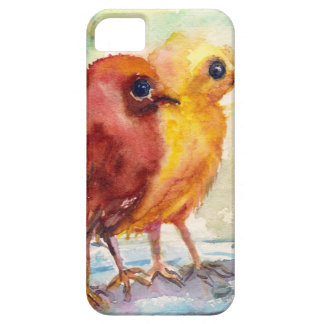 Floating Chicks iPhone 5 Covers