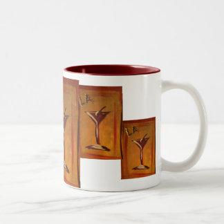 Floating Cosmos Mug