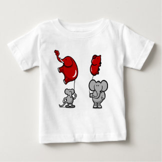 Floating elephant baby T-Shirt
