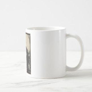 Floating Face Coffee Mug