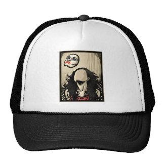 Floating Face Trucker Hat