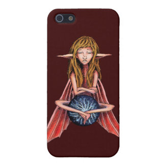 Floating Faery iPhone 5/5S Case