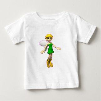 Floating Fairy Baby T-Shirt