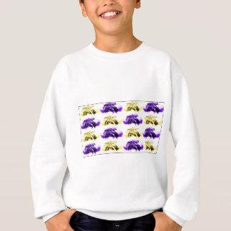 Floating Flowers Sweatshirt