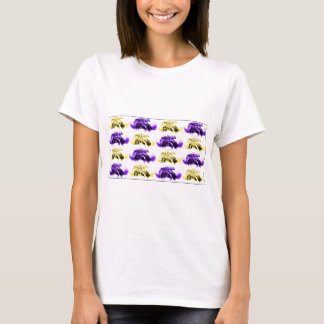 Floating Flowers T-Shirt