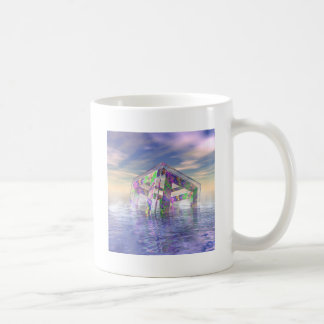 Floating Fractal Coffee Mug