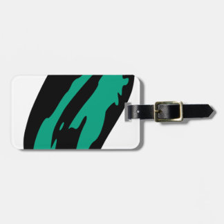 Floating Ghost Luggage Tag