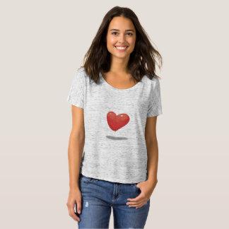Floating Heart, Heart Balloon T-Shirt