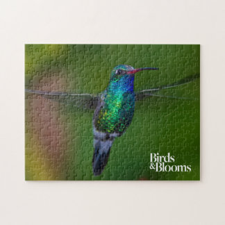 Floating Hummingbird Puzzle