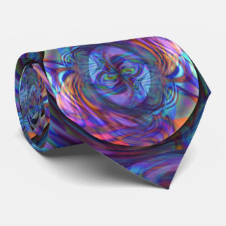 Floating in a Pool of Thought Tie