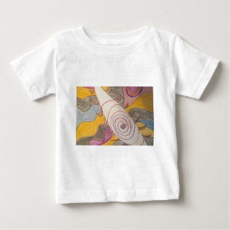 Floating in The Rainbow Void Baby T-Shirt