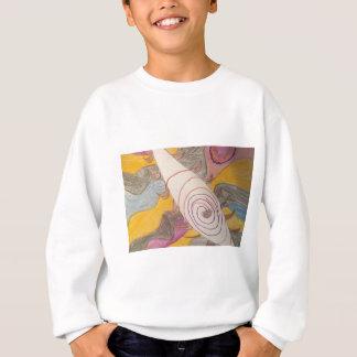 Floating in The Rainbow Void Sweatshirt