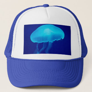 Floating Jellyfish Baseball Cap