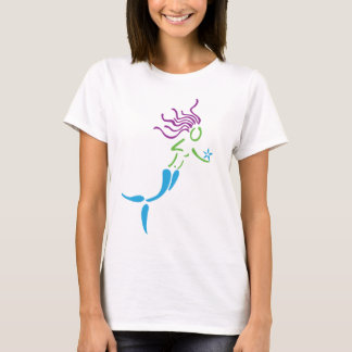 Floating Mermaid T-Shirt
