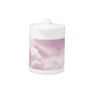 Floating on Fluffy Purple Clouds