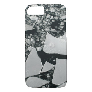 Floating Pieces of Broken Arctic Ice iPhone 8/7 Case