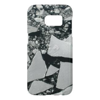Floating Pieces of Broken Arctic Ice Samsung Galaxy S7 Case