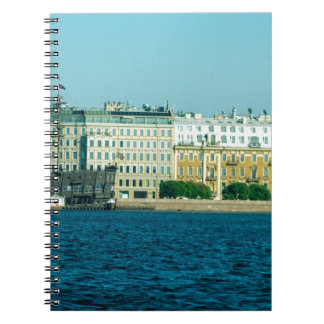 Floating restaurant Flying Dutchman Spa Ship Note Books